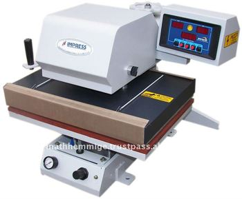 Fully automatic T shirt printing machine