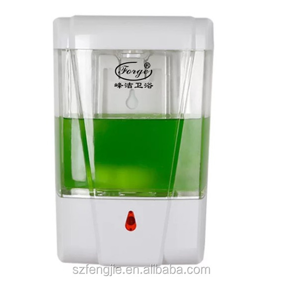 Automatic sensor soap dispenser for hand hygiene