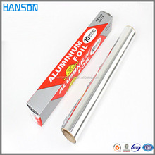 Food Packing Household Tin Aluminum Foil Roll For 10m 15m 20m 30m 50m 100m 300m