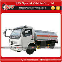 Famous Dongfeng 4x2 5500 Litres Diesel Oil Tanker Truck