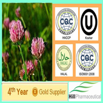 GMP Manufacturer for Trifolium pratensel L/ Red Clover P.E.