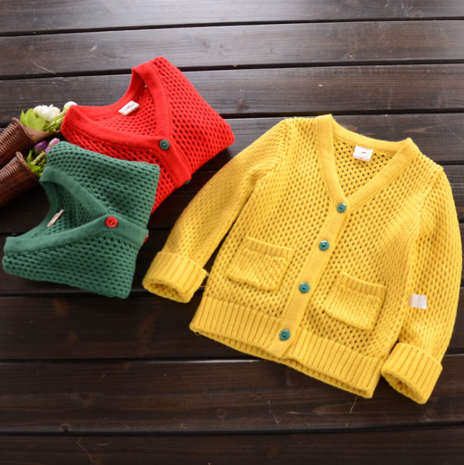 top sale baby sweater spring latest kids cardigan for 2017