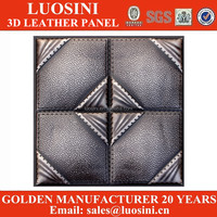 Leather Home Accessories magnetic wall panel New HOT products bring you new profit