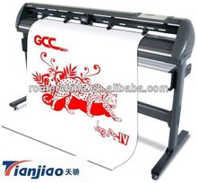 Vinly /Cutting Plotter TJ1360/ Sticker Paper Cutting Machine
