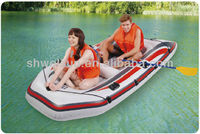 Explorer inflatable fishing boat