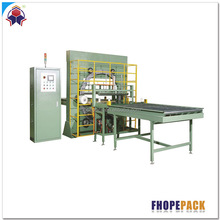 Shanghai manufactory customized eps panel orbital wrapping machinery