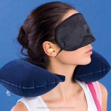 3 in 1 Travel Set travel pillow travel neck pillow and eye mask