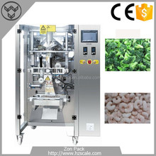 Automatic meat ball prawn vegetables packing machine