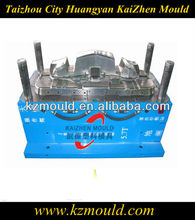 Injection plastic auto bumper mould car bumper making machine mould maker in Huangyan