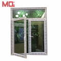 soundproof upvc casement window