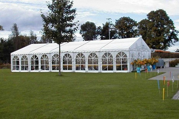 Outdoor winter big marquees tent for hot sale