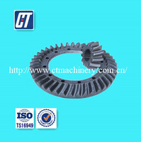 Spiral Bevel Gear for Mechanical Transimission with Reasonable Price