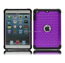 2014 rhinestone and sparkle star design case for iPad Mini kickstand cover