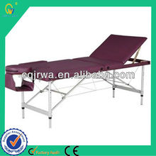 3 Sections Chiropractic Massage Tables for SPA Salon
