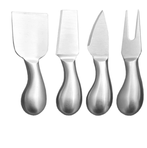 food grade stainless steel cheese knife set