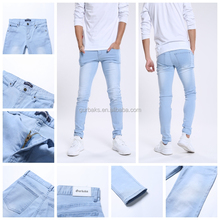2017 Fashion Man Latest Low Price Denim Jeans Pants