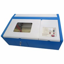 hobby desktop laser various electronic components engraving and cutting machine, stamp machine price SH-K40