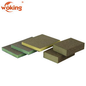 Flexible Abrasive Sanding Sponge Block
