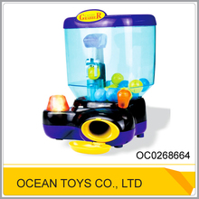 China plastic manufacturer candy toy grabber machine OC0268664