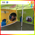 Cheap free design Outdoor exhibition waterproof canvas pop up tent