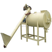 Latest Horizontal Automatic Paint Mixer with Ribbon