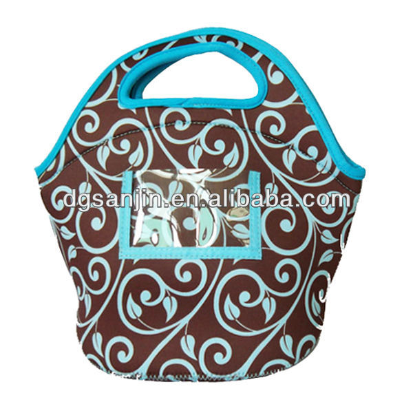 decorative lunch bags