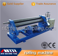 MTR automatic threading rolling machine tools for W11S - 12 * 2000