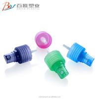 24/410 mini perfume pump plastic shampoo bottle caps/24/410 PP fine mist spray