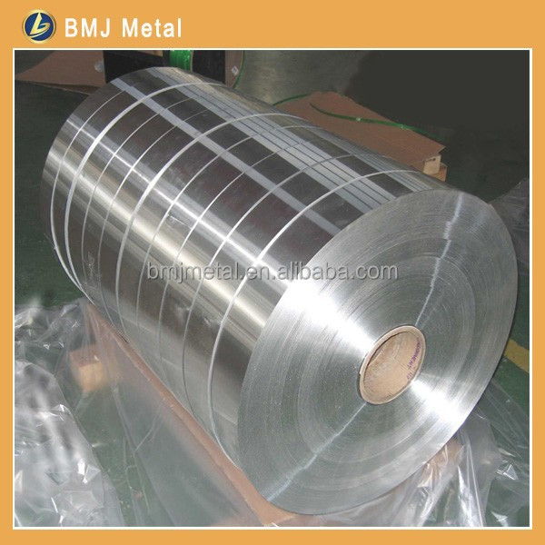 Food Grade Aluminum Foil Tape Price to the kg
