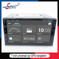 2 Din Android 7'' Car Media With GPS System/Radio/OBD/SWC/Bluetooth
