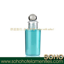 Best Hotel Cosmetic PET plastic bottle manufacturer