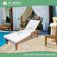 Hotel Pool Furniture Sun Lounger Outdoor Used