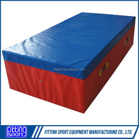 wholesale factory price club gymnastic crash landing mat(actual photo attached)