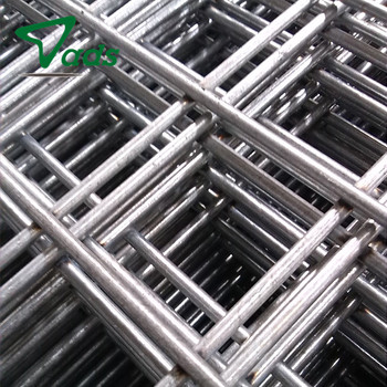 8 gauge galvanized welded wire mesh panel