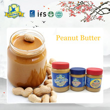 Chinese NON GMO peanut butter packed in bottle
