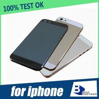 Cheap for iphone 5 gold back housing replacement