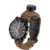 waterproof Thermometer Compass flint whistle survival watch
