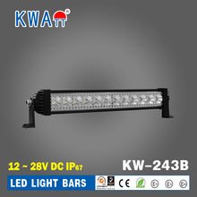 Factory High Quality 12''20''27''23''40''48'' 12V-24V offroad Auto Vehicle LED Light Bars for Truck trailer marine With CE,RoHS