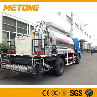 Road maintenance asphalt distributor truck for sale