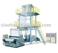2SJ Series Double Layer Co-Extrusion Rotary Film Blowing Machine