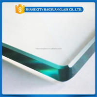 12mm clear tempered glass weight