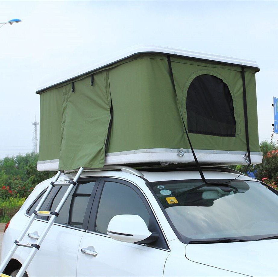 Hydraulic Pressure Outdoor Car Top Tent by Playdo