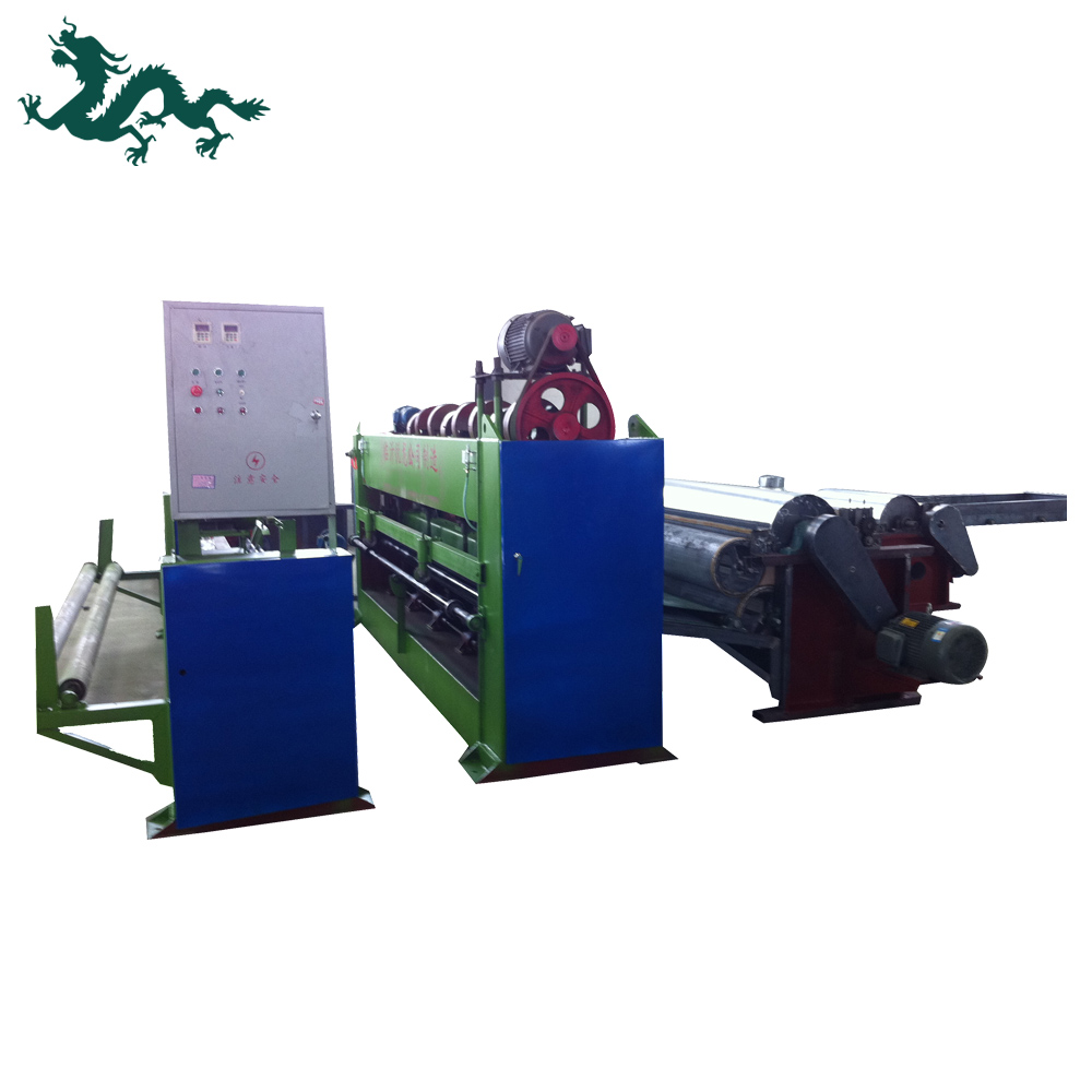 Nonwoven Needle Punched Machine For Geotextile Leather Fabric Carpet