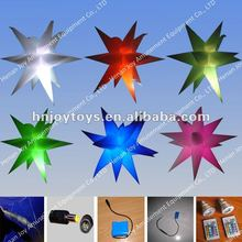 Wholesale party and event inflatable air star balloon, 7 star inflatables