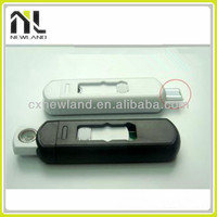High quality slim body safety electric rechargeable usb auto cigarette lighter