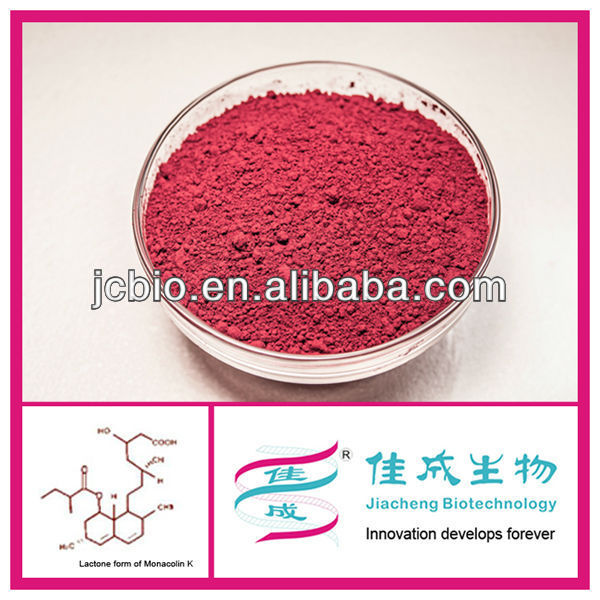 Red Yeast Rice Food Additives In Dairy Products