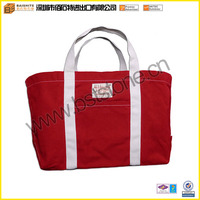 2015 Classic Tote Bag Cotton With Secret Pocket