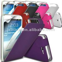 Flip PU Leather case for Samsung Galaxy Note 2 N7100