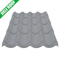 For Civil Building synthetic resin roof tile