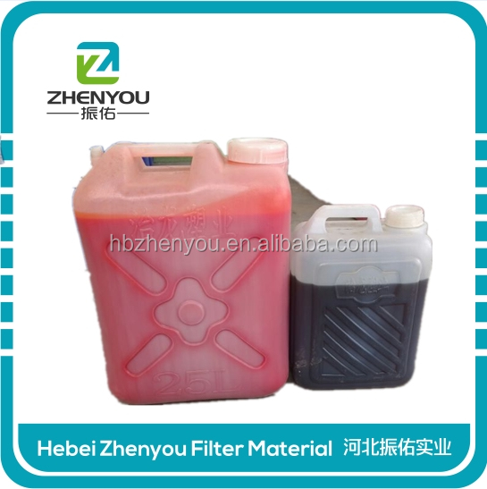 2016 pu foam raw materials two components adhesive for filter with low price mad ein china no pollution